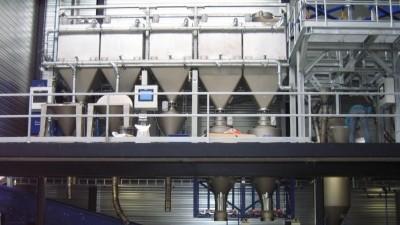 Meststoffen doseersysteem voor potgrondbedrijf